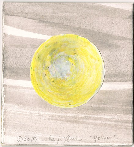 Yellow Detail Moon (Back Cover)