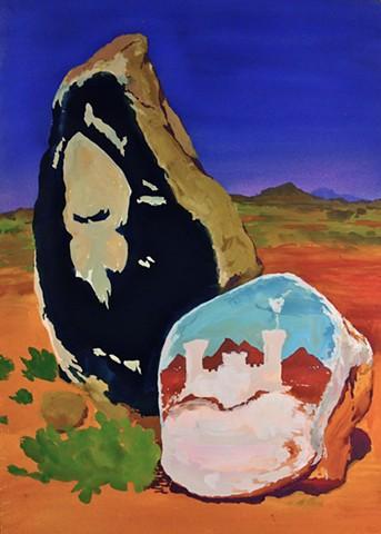 NTC (Painted Rocks 3)