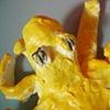 Yellow octopus!