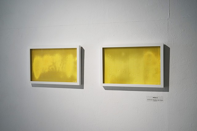 Reflection II installation view
