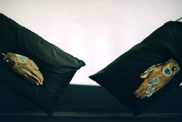 The Pillow Fighting Machine