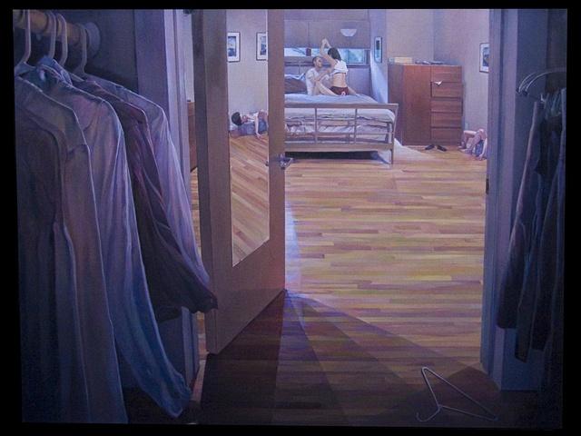 Bedroom Laundry