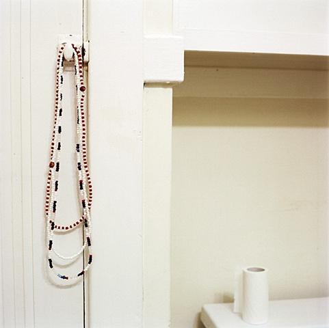 Los Collares in the Bathroom