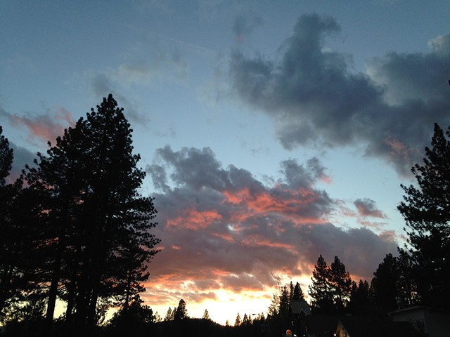Tahoe Evening (Truckee, CA)