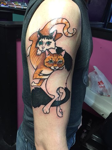Cattoo for Chad