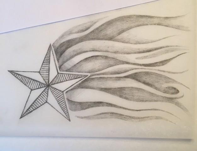 Tin Star (sketch)
