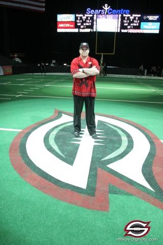 Coach Steve McMichael