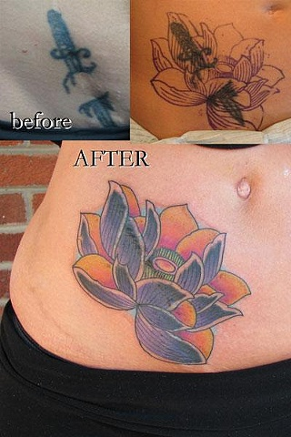 Lotus Cover Up