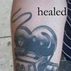 Camera on Brandon (healed)