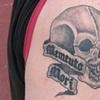 Skull on Graham (healed)