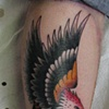 Sailor Jerry Eagle On A Good Friend Of Mine Steve Anthony
