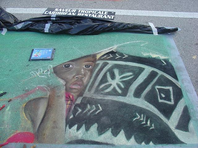 Street Painting 2006