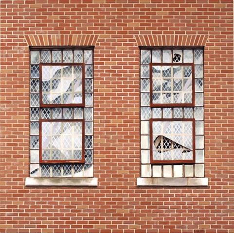 Walker Building Windows