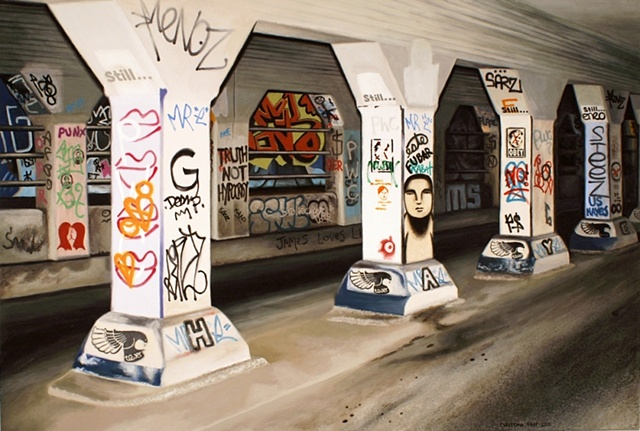 Krog Street Tunnel #2