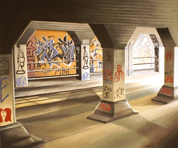 Krog Street Tunnel #1
