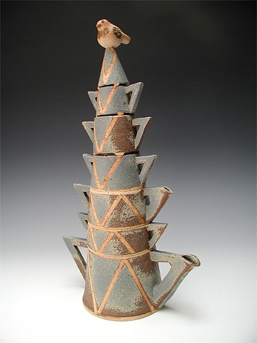 Tea Tower