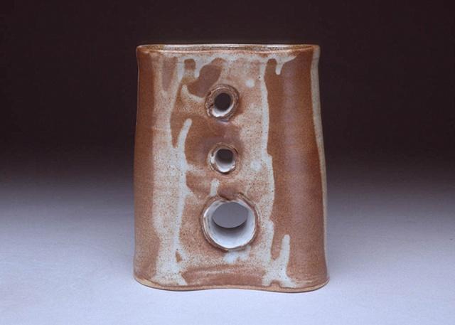 Three Hole Vase