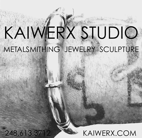 Biomorphic Collection of Kaiwerx Studio