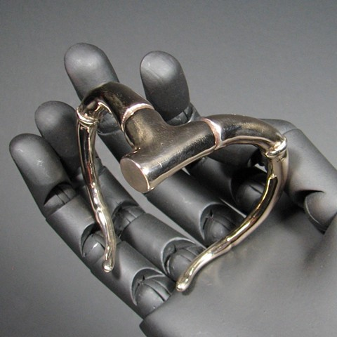 TENDRIL BRANCH CUFF BRACELET BRONZE KAIWERX TB2