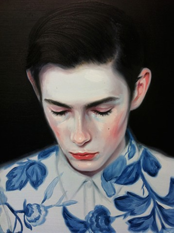 Kris Knight Ivory (Detail)
