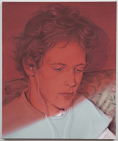"Kris Knight  ""A Shadow Of A Shadow"""