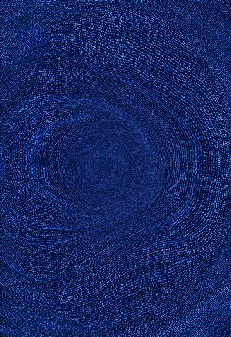 Circle (pinched blue)