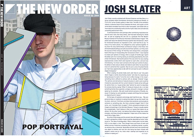 The New Order Issue 02 2009