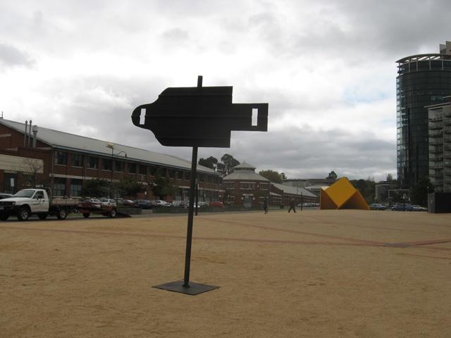 UnAustralian: Weathervane