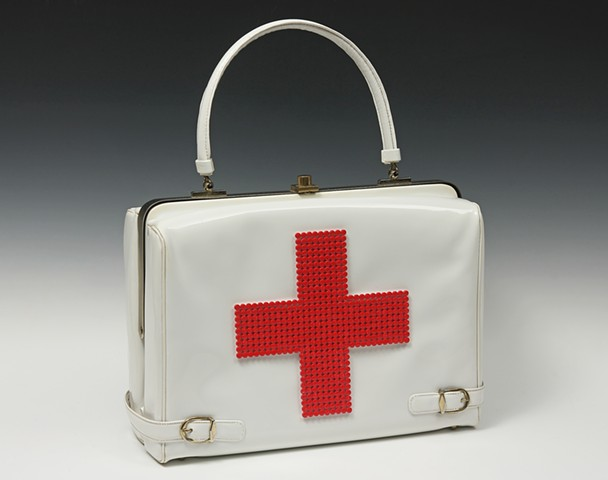 Red Cross Purse
