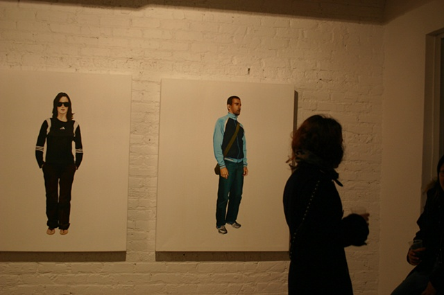 Exhibit at Navtaschulz Gallery, Chicago, IL