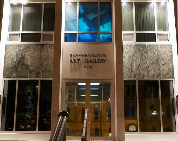 fantasmagorie at the Beaverbrook Art Gallery, New Brunswick