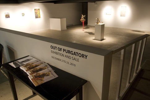 Out of Purgatory, Gallery Connexion