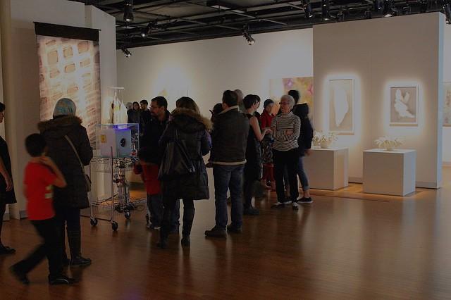 L'art est Vivant at Maison des arts de Laval