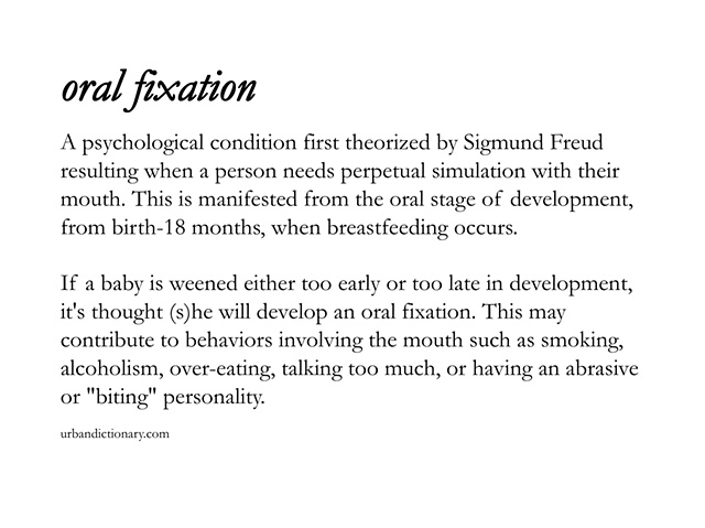 Fixation Station (text piece)