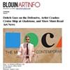 Alma in BLOUIN ARTINFO International Edition