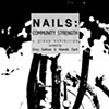 Nails: Community Strength exhibition poster