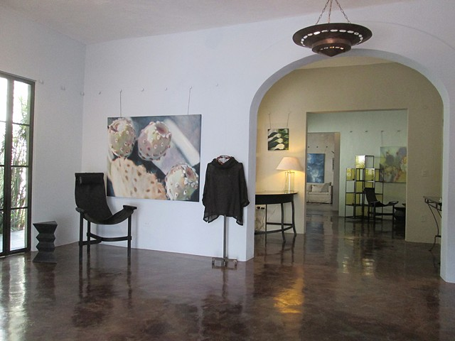 Interior of the Arroyo Gallery