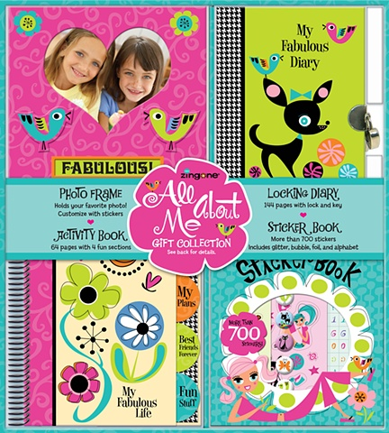 Robin Zingone: Tween Gift Collection