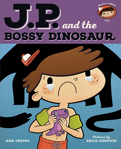 JP and the Bossy Dinosaur