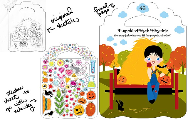 Sample Page - Pumpkin Patch