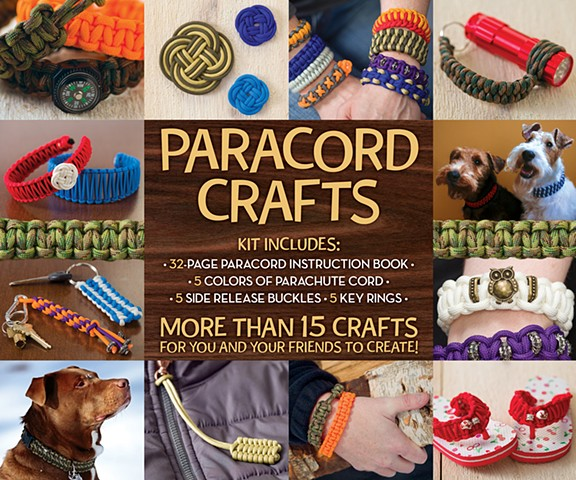 Paracord Crafts - Box Front