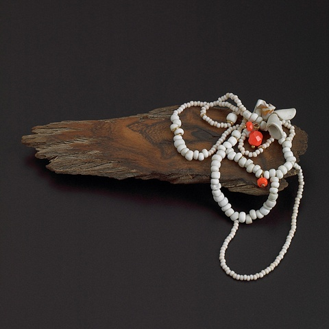 Wood and Bones Pendant