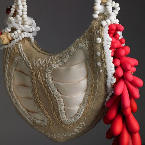 Pocket Necklace Detail