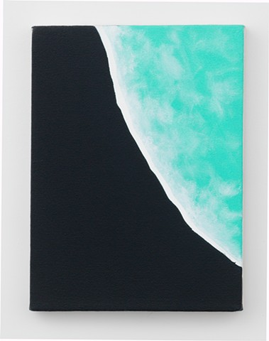 Untitled (MountainMoon/MoonMountain)