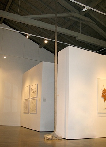 O Yea, Darfur (installation view)