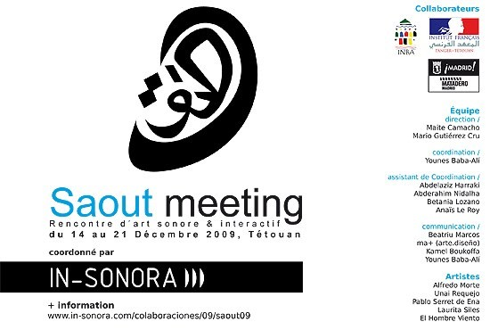 SAOUT MEETING - INSONORA
