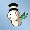 Bao Bao, mascot for Papaya Viet Cafe