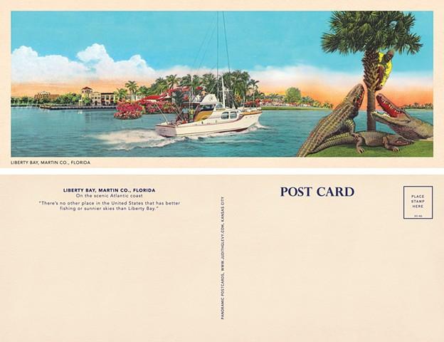 Liberty Bay, Martin Co., Florida