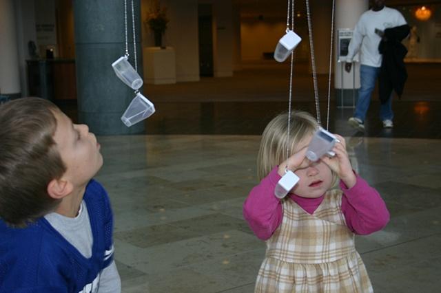 Memory Cloud Indianapolis Museum of Art