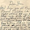 Huck Finn's letter (1864) to Jim